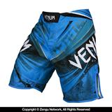 Venum Galactic Grappling Shorts - Blue